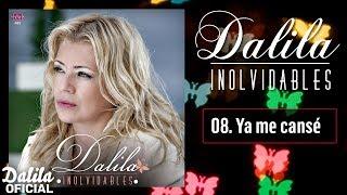 Dalila - Ya me canse - Cd Inolvidables