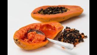 Remède maison pour éliminer l'acné et les points noirs  ( La papaya )