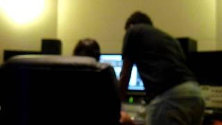 Charge - Banda na técnica do estúdio Mix Belvedere em BH - 27/03
