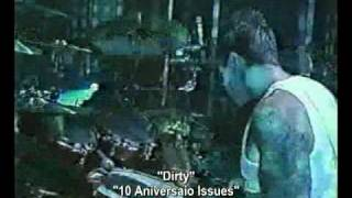 "Korn - Dirty ""Live At Apollo Theatre"" (10 Aniversario) Official Video HQ 356 kbps"