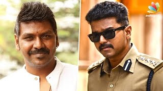 Raghava Lawrence thanks his Nanban Vijay from his heart | Theri Movie | Hot Tamil Cinema News