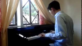If i ain't got you - Alicia keys (Instrumental cover by Regil kent)