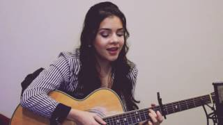 GUITAR COVER 2017 Virgul   So Eu Sei  Marta Carvalho Cover