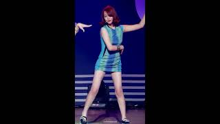 130729 KBS K-Pop Meets The World 에프엑스 - 첫 사랑니 (설리)