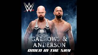 WWE: Omen In The Sky (Gallows & Anderson) + AE (Arena Effect)