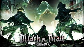 Attack On Titan [ Amv ] Live Like Legends
