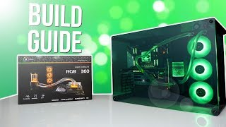 How To Build A Water Cooled PC - EK RGB Liquid Cooling Kit