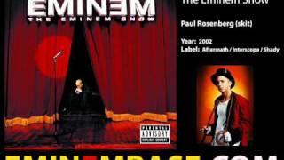 Eminem - Paul Rosenberg (skit)