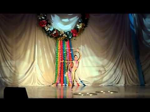 Acrobat in Yuzhne