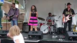 YVR Band covers Hooked On A Feeling at Newport Village Summer Fest!