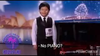 """Chinês Tocando """"Que isso porra"""" no Piano!"""