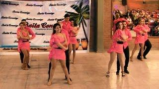 Bachata Grupal ~ Gala de Baila Conmigo 2016