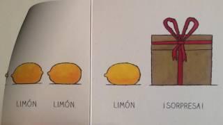 """Cuento """"Limón"""" Kalandraka"""