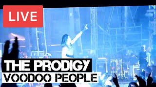 The Prodigy - Voodoo People Live in [HD] @ Download Festival 2012