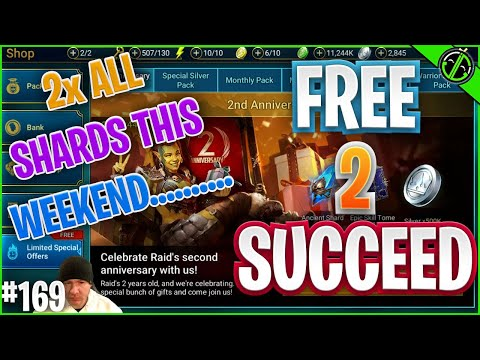 PLARIUM! It Doesn't Have To Be Like This! 2 Year Anniversary Is EASY! | Free 2 Succeed - EPISODE 169