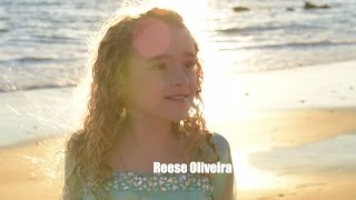 """Gift of a Friend"" by Demi Lovato - Cover by Reese Oliveira from One Voice Children's Choir"