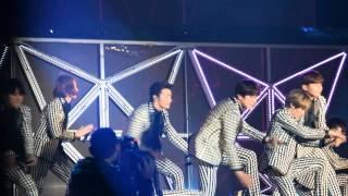 "150321(1080p) SMTown Taiwan SuperJunior "" shake it up """