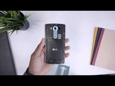 Review LG V 10