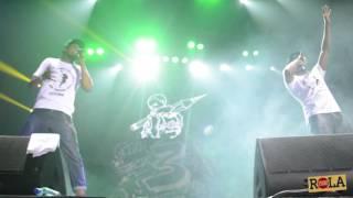 Saian Supa Crew - angela  -Jamming Festival 2016 Bogotá