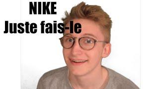 THOPIQUE : Nike,  juste fais-le