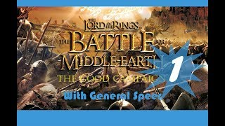 Battle For Middle Earth Good Campaign Episode 1: Escaping Moria
