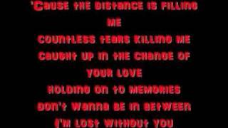 Medina - In Your Arms - Lyrics