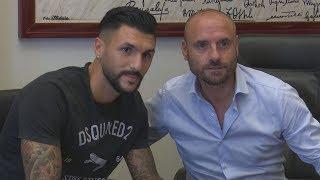 Roberto Soriano a Torino Channel