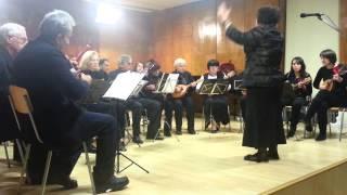 """""""Prima visione"""" Mandolin Orchestra - Diko Iliev's Bilka"""
