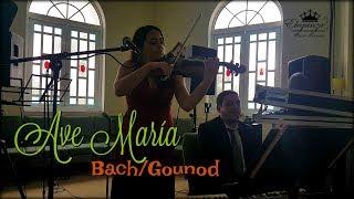 Ave María   Bach/Gounod   LIVE   Eleganza Music Services   Madeline Alicea