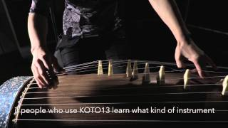 KOTO 13 - Virtuoso Japanese Series (Sonica Instruments)