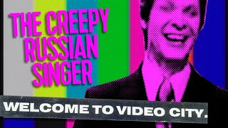 WTVC : The Creepy Russian Singer