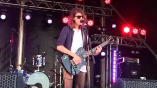 COLLEEN GREEN - Some people (Live @Indietracks) (25-7-2015)