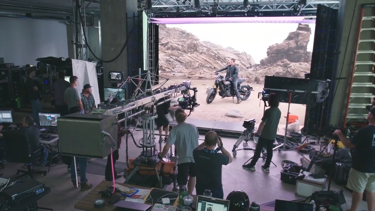 Mind Blowing Cinematography Technology For Movies and Commercials