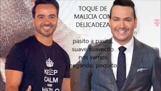 Despacito Version salsa - Luis fonsi feat Victor Manuel - letra