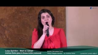 Luiza Spiridon - Mult ne iubești