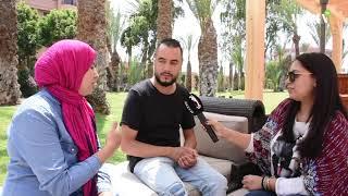 Saif Eddine Settif, étoile montante de l'humour au Marrakech du Rire