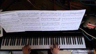 A Dream is a Wish Your Heart Makes (Piano Solo) - Disney's Cinderella
