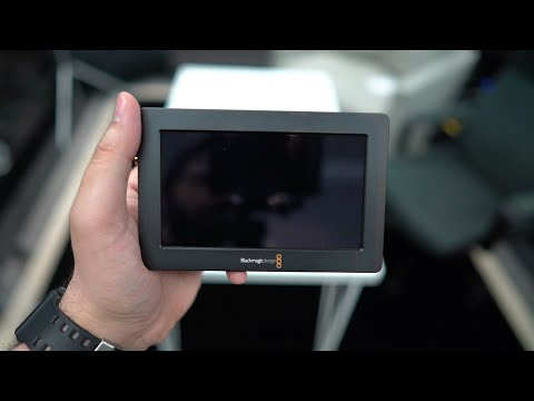 Black Magic Design Video Assist مراجعة جهاز بلاك ماجك ديزاين فيديو اسيست