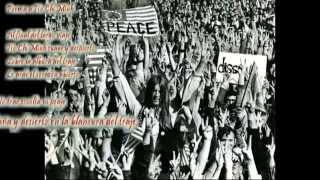 Víctor Jara - El derecho de vivir en paz (cover de Gustavo Saavedra)
