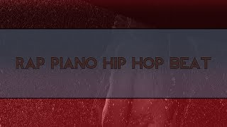 Rap Piano Hip Hop Beat | Beats By SPG