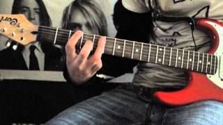 Nirvana - Pen Cap Chew (Cover 2013)
