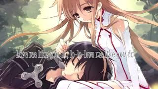 Love Me Like You Do - Ellie Goulding - Nightcore (Plus, Lyrics!)