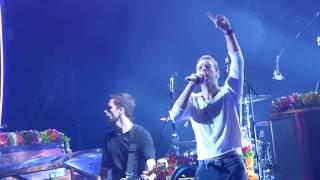 Coldplay- Viva la Vida   -Live@San Siro Milano  3.7.2017