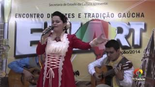 ENART 2014 - Bianca Adriana Secco - Intérprete Solista Vocal Feminino - Sábado
