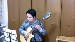 Enya Only Time guitar