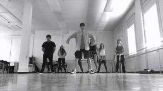 @Beyonce official #Formation choreography