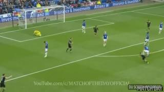 Pedro AMAZING Goal vs Everton!!! (3:0)
