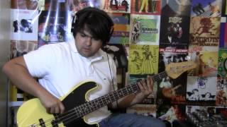 Tihuana - Tropa de Elite (Cover Baixo/Bass com TABs)