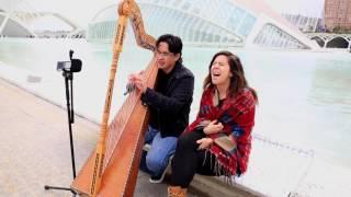 Lili del Sol y Cesar Secundino Mendez - Hasta Siempre Comandante/Moliendo Café (Outdoor Sessions)