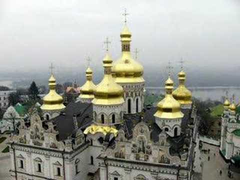 Presentation about Kyiv at Ukrainian cultural night